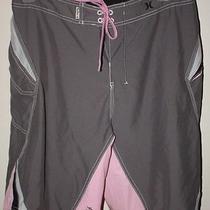 Hurley Board Shorts-Surf Mens Size 33 Photo