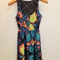 Hurley Bright Colorful Dress Size S Photo
