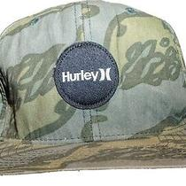 Hurley Camo Snapback Hat Photo