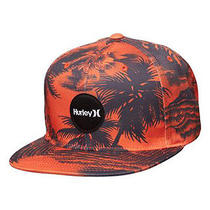 Hurley Clothing Flammo Krush Snapback Hat - Ator - New Photo