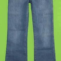 Hurley Dollie Sz 3 X 30 Womens Juniors Blue Jeans Denim Pants Eg86 Photo