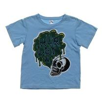 Hurley Graphic Skull T-Shirt Size 6 Photo