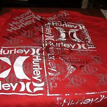 Hurley Graphic T-Shirt Size Xl Photo