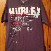 Hurley Graphic Tee Men's Large Photo