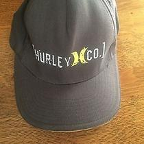 Hurley Gray Hat  Flex Fit Fitted Cap  Photo