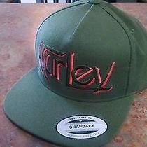 Hurley Hat Photo