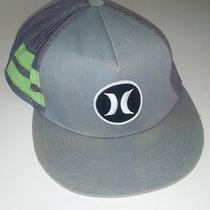 Hurley Hat Gray and Green Photo