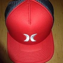 Hurley Hat Red Photo