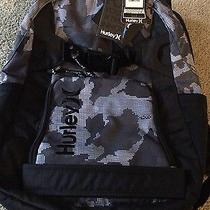Hurley Honor Roll Laptop Backpack Photo