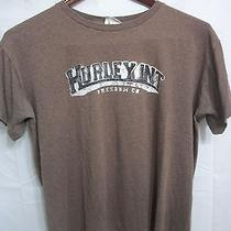 Hurley Int Mens Womens T Shirt Size Xl 100% Cotton Photo