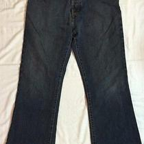 Hurley Jeans  Straight Leg  Men's Size 34  Button Fly  100% Cotton Photo