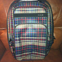 Hurley Laptop Backpack Euc Photo