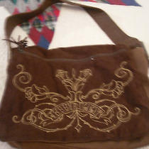 Hurley Large Book Bagbrowngreat Condition Photo
