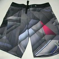 Hurley Men's Board Shorts Size 33 21
