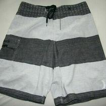 Hurley Men's Board Shorts Size 33 22