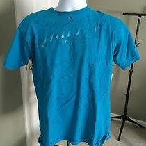 Hurley Men's Graphic T-Shirt Medium R Photo