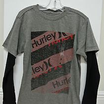 Hurley 'Nwt'  Graphic T Shirt Photo