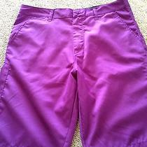 Hurley Purple Shorts 34 Photo
