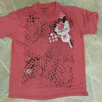 Hurley Red Premium Fit Shirt. Xl (Fits Like a Large) Photo