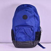 Hurley Renegade Backpack Ii Gym Blue & Black Photo