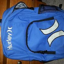 Hurley School Backpack Collegejuniorsmen/woman  Photo