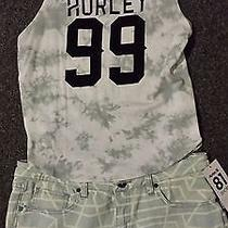 Hurley Shorts and Top Photo