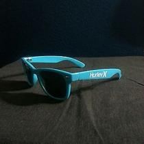 Hurley Sunglasses Blue/white Photo