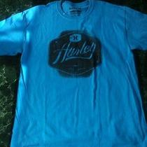 Hurley T Shirt Blue. Photo