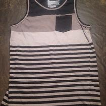 Hurley Tank Top Mens Large Multicolored Preowned Nice Outdoor Casual Photo