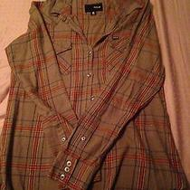 Hurley Tillys Forever 21 Button Down Shirt Photo