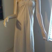Hurley White Bustier Dress Xs Photo
