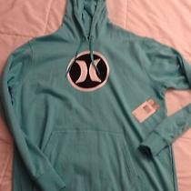 Hurley Xl Hoodie Pullover Surf Green Photo