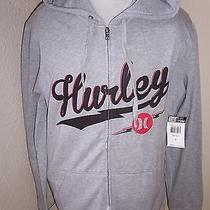 Hurley Xl X-Large Hooded Sweatshirt New Nwt Skateboard Skate Photo