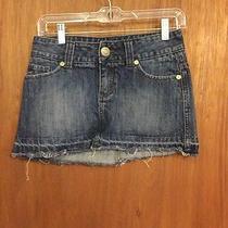 Hurly Denim Skirt Size 1 Photo