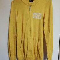Hysteric Glamour Sweatshirt Parker Summer Knit Hoodie Yellow Al377 Photo