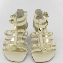 i.n.c. Dada Sandal Bone Womens Size 9.5 M New 79 Photo