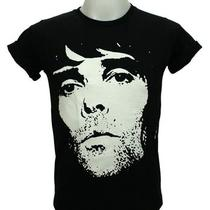 Ian Brown T-Shirt Tee the Stone Roses '80 Indie Brit Pop Alternative Rock Band Photo