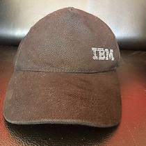 Ibm System X Express Seller Hat --- Promo Item Nfs  Size Adjustable  Photo