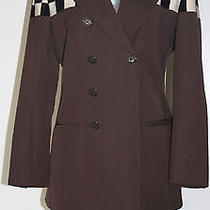 Iconic Jean Paul Gaultier Classiquen 90's Blazer Naomi Campbell Vogue Suit Small Photo