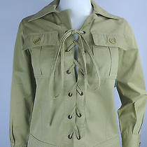 Iconic Vintage 1968 Yves Saint Laurent Safari Jacket/tunic Photo