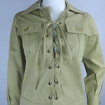 Iconic Vintage 1968 Yves Saint Laurent Safari Jacket/tunic Photo