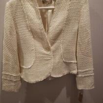 Ie Elements Beige Women's Jacket Blazer - Nwt Size 4 Photo