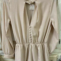 Illa Illa Blush Colored Romper Sz S Photo