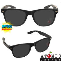 Imitation Wayfarer Sunglasses Black Retro Rockabilly Pin Up 80's Cool Photo