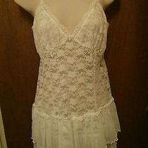 In Bloom by Jonquil Short Lingerie Nightie Lace L Photo