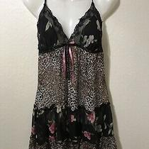 In Bloom Womens Lingerie Gown Size Medium Photo