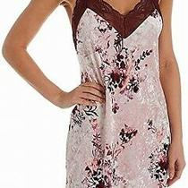 In the Bloom by Jonquil Womens Sleepwear Pink Size Small S Chemise 48 770 Photo
