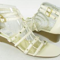 Inc Dada Sandals Bone Womens Size 11 M New 79 Photo