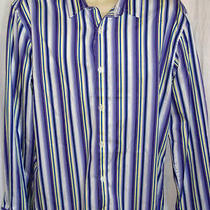Inc International Concepts Dress Shirt Xlarge Nwt  Photo