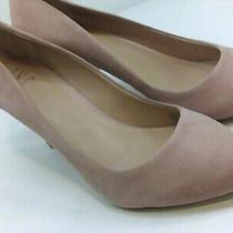 Inc International Concepts Womens Zitah 5 Fabric Closed Toe Blush Size 10.0 Yx Photo